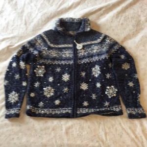 Sweaters - Snowflake Ugly Christmas Sweater